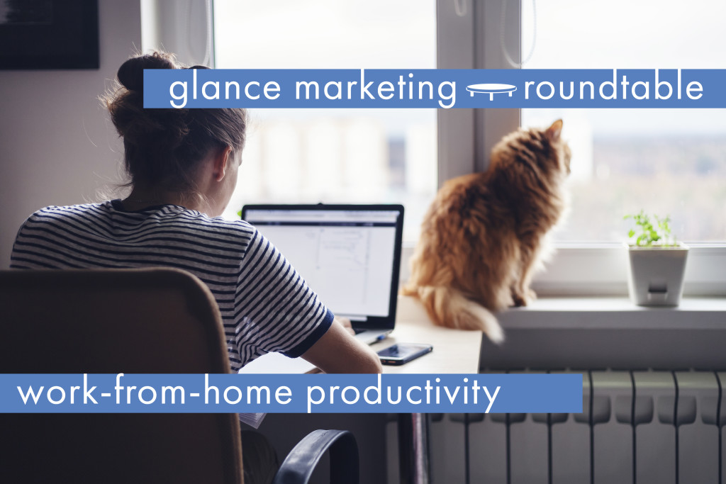 Making work-from-home days productive